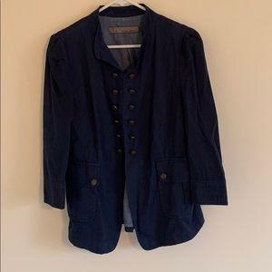 Zara militarily jacket
